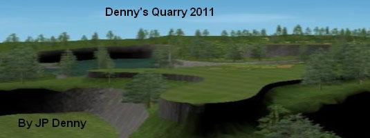 Denny`s Quarry 2011 logo