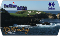 Tres Ultimo Golf Club logo
