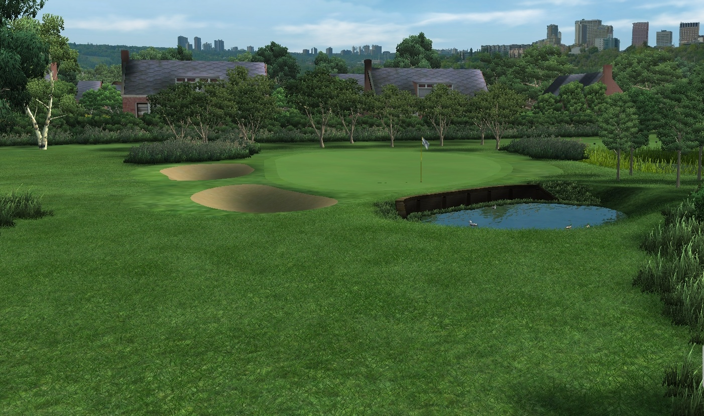 Picture of West Derby Golf Club - click to view original size