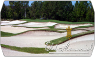 Old Memorial Golf Club logo