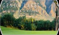 Genoa Lakes GC logo