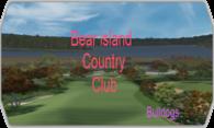 Bear island Country Club logo