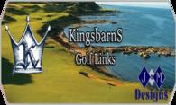 Kingsbarns Golf Links 2011 logo