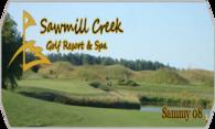 Sawmill Creek logo