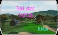 Black Island Golf Club Bulldogs logo
