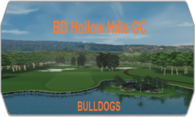 BD Hollow Hills GC logo