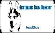 Iditirod Run Resort logo