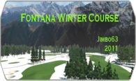 Fontana Winter Course logo