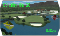BD Valley Hills GC logo