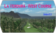 La Verdura - West Course logo