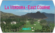 La Verdura - East Course logo