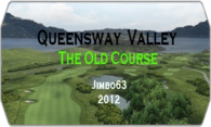 Queensway Valley - The Old Course logo
