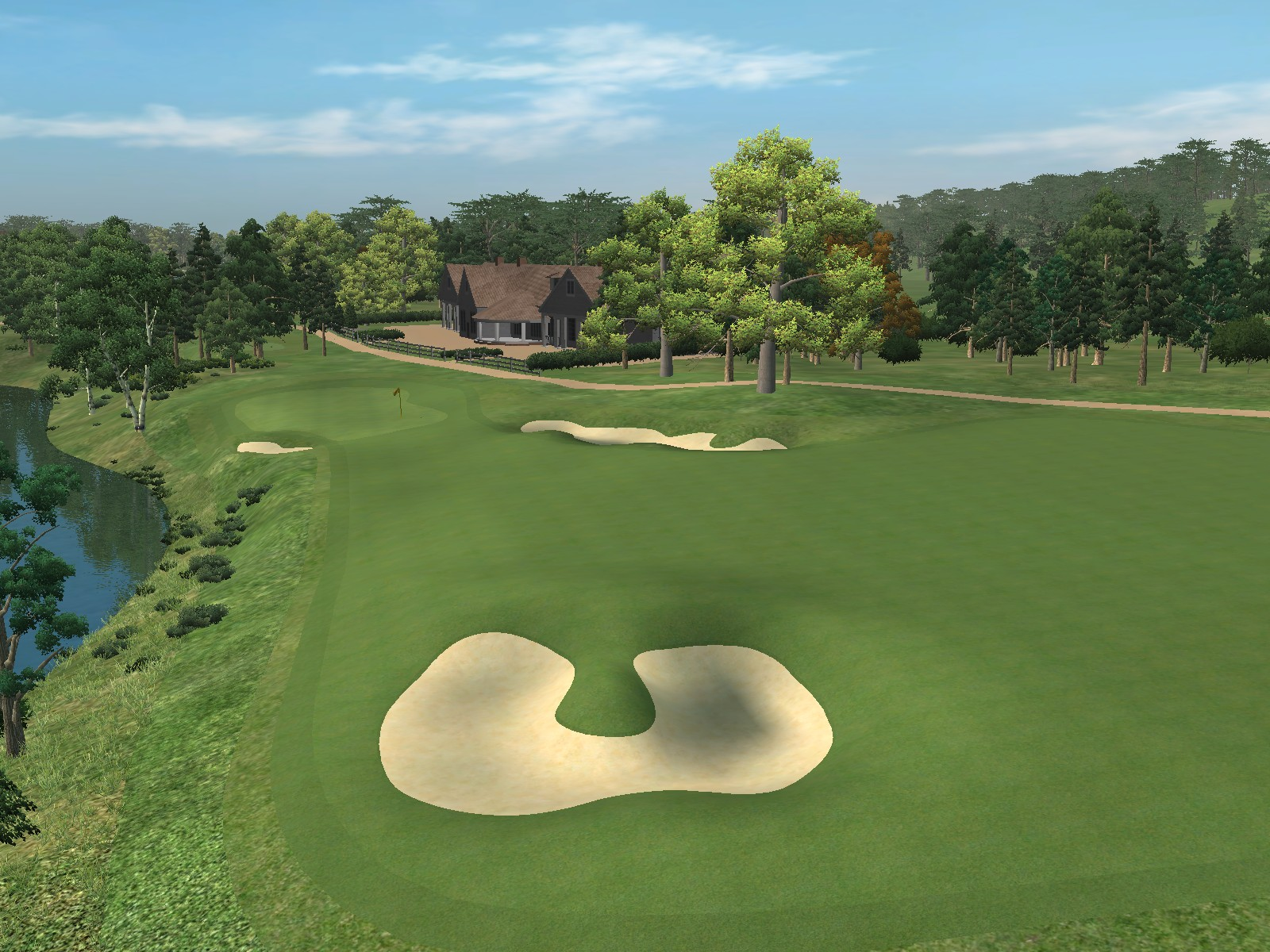 Picture of Crombie Golf Club - click to view original size