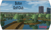 Bolton Golf Club ( Bulldogs ) logo