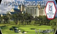 TPC San Antonio 2012 V2 logo
