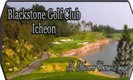 Blackstone GC, Icheon 2012 logo