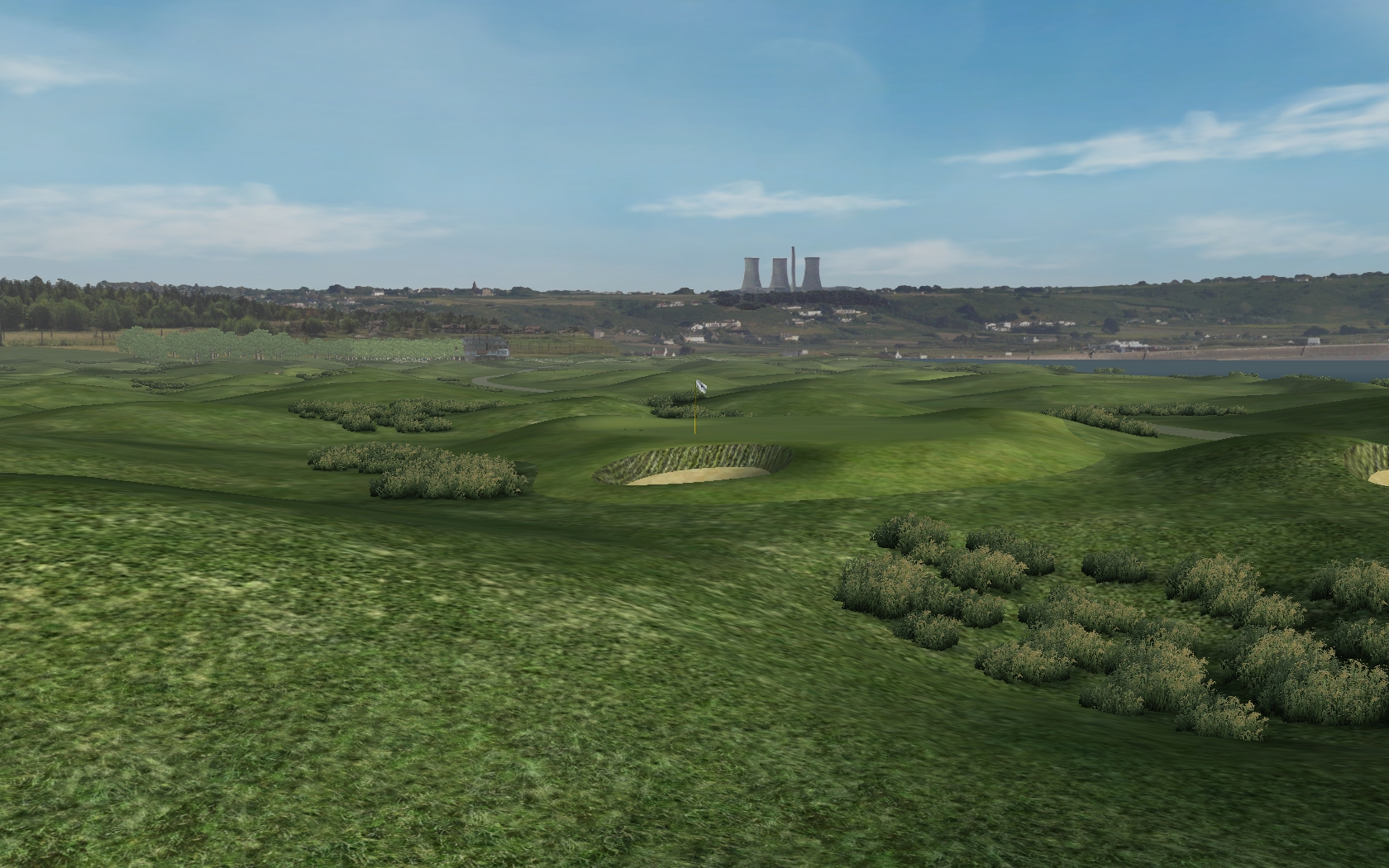 Picture of Prince`s Golf Club - Shore and Dunes course - click to view original size