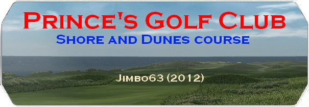 Prince`s Golf Club - Shore and Dunes course logo