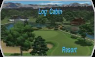 Log Cabin Resort logo