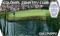 Colonial Country Club 2012 logo