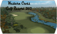 Western Cross Golf Resort 2012 logo