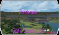 Ponderosa Golf & Country Club logo