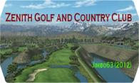 Zenith Golf and Country Club logo
