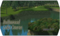 Bolinwood - Lake Course 2011 logo