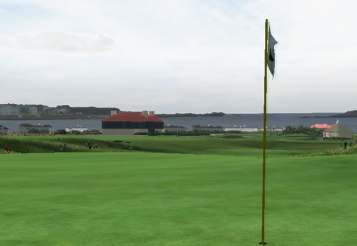 Picture of CGX Royal Portrush GC Dunluce Links - click to view original size