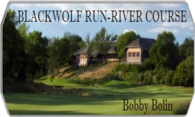 Blackwolf Run-River Course logo
