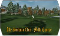 The Sinfonia Club - Mills Course logo