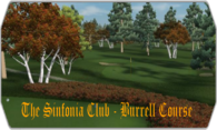 The Sinfonia Club - Burrell Course logo