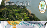 Harding Park 2009 Presidents Cup logo