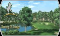 Blackthorn GC logo