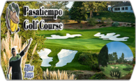Pasatiempo Golf Club by JJHold logo