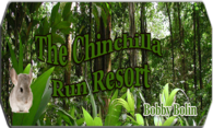 The Chinchilla Run Resort logo