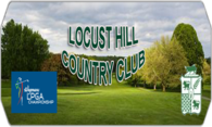 Locust Hill Country Club 2012 logo
