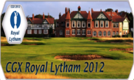 CGX Royal Lytham The Open 2012 logo