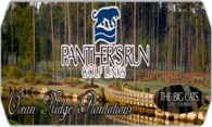 Panthers Run Golf Links logo