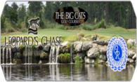 Leopards Chase Golf Links logo