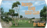Broken Knee Golf Club logo