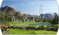 Goose Creek GC logo