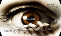 Dirty Eye logo