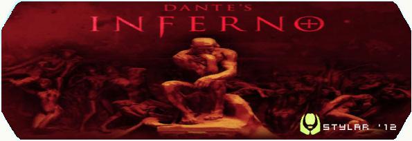 Dante`s Inferno logo