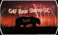 G4F Bear Storm GC logo