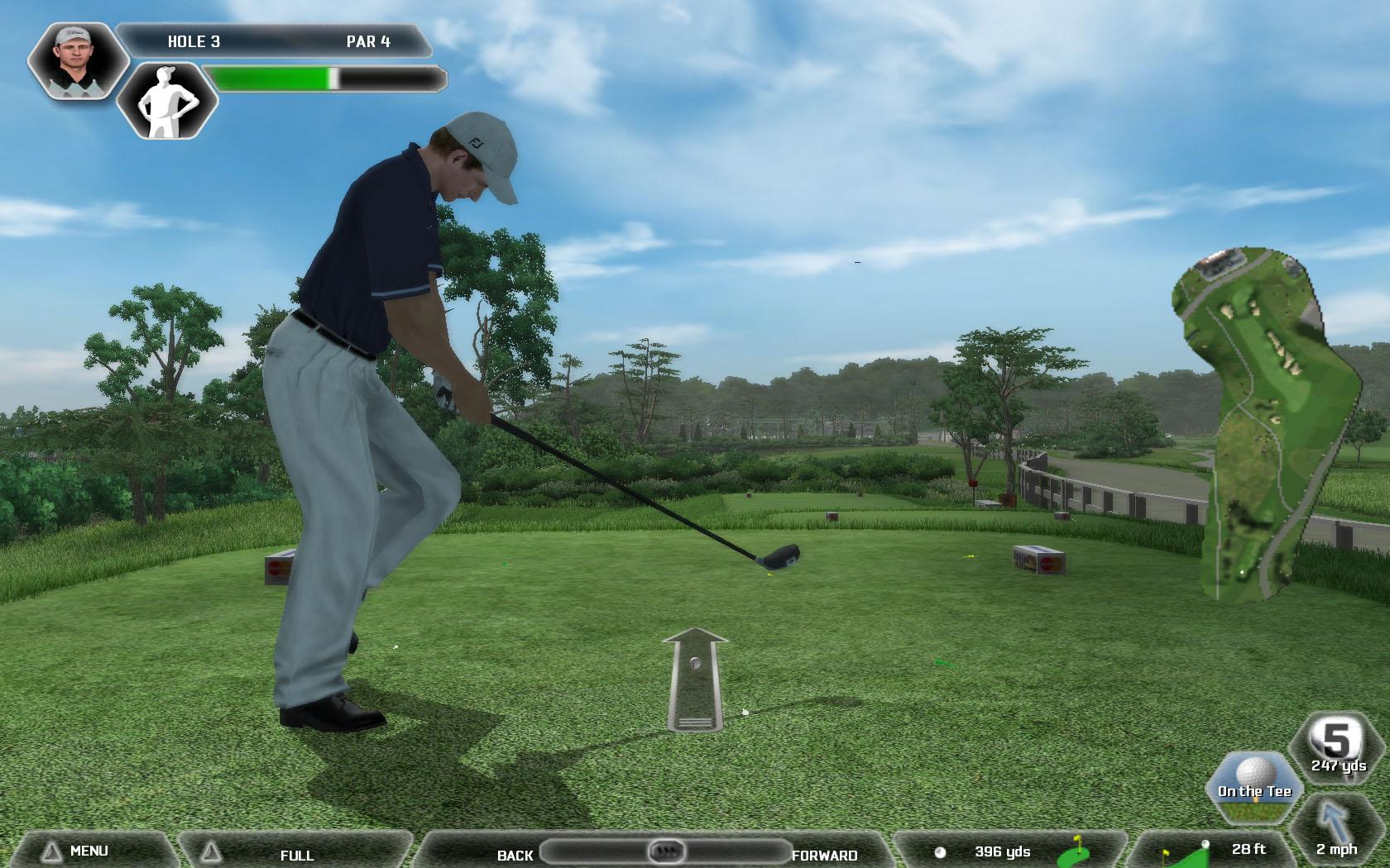 Tiger Woods Pga Tour  Course Pack List