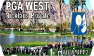 PGA West Nicklaus Private 2012 logo