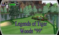 Legends of Tiger Woods 99 logo