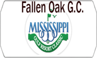 Fallen Oak Golf Club logo