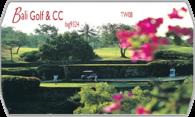 Bali Golf & CC 08 logo